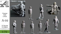 Set A02 Russian Tank Crews
